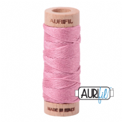 Aurifloss - 6-strand cotton floss - 2430 (Antique Rose)